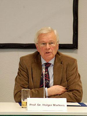 Prof. Dr. Holger Martens