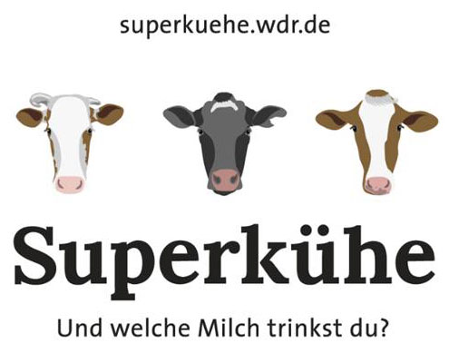 """ERGÄNZT: WDR-Projekt """"Superkühe"""": """"Viel Meinung ist da, wenig Wissen"""""""